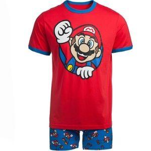 Super Mario pajama set
